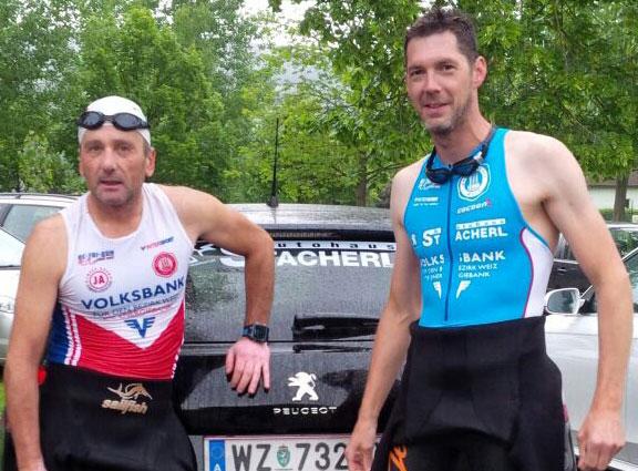 Sektionsleiter: Hannes Stacherl und Thom Pichler