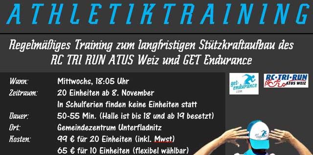 Stabilisations- und Athletiktraining