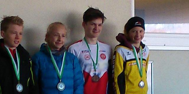 Steirischen Crosslauf Meisterschaften in Frohnleiten 2018