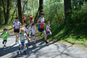 RTR Weiz Jugendtraining Kindertraining Laufen