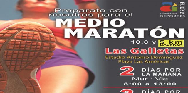 XXII Medio Maratón Las Galletas 5Km (ESP)