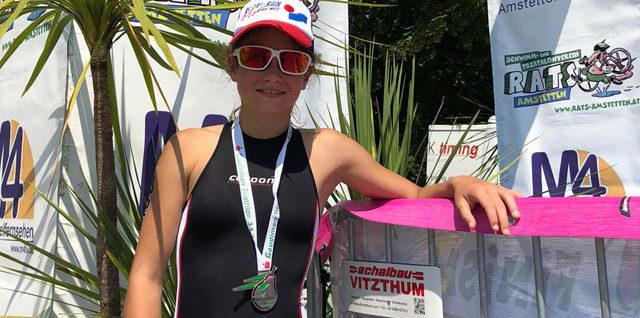 STM Leichtathletik U16 + ÖM Triathlon Jugend   2018