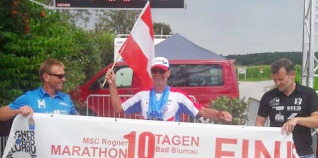 10 Marathons in 10 Tagen – Bad Blumau