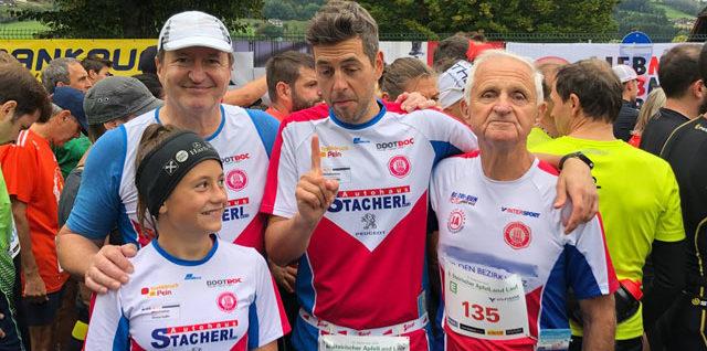 6. Steiermark Genuss Apfel Lauf 2018