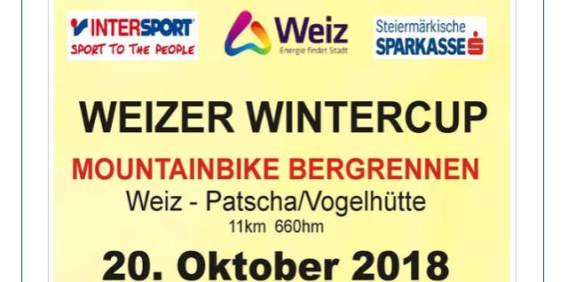 Weizer Wintercup – MTB Bergrennen
