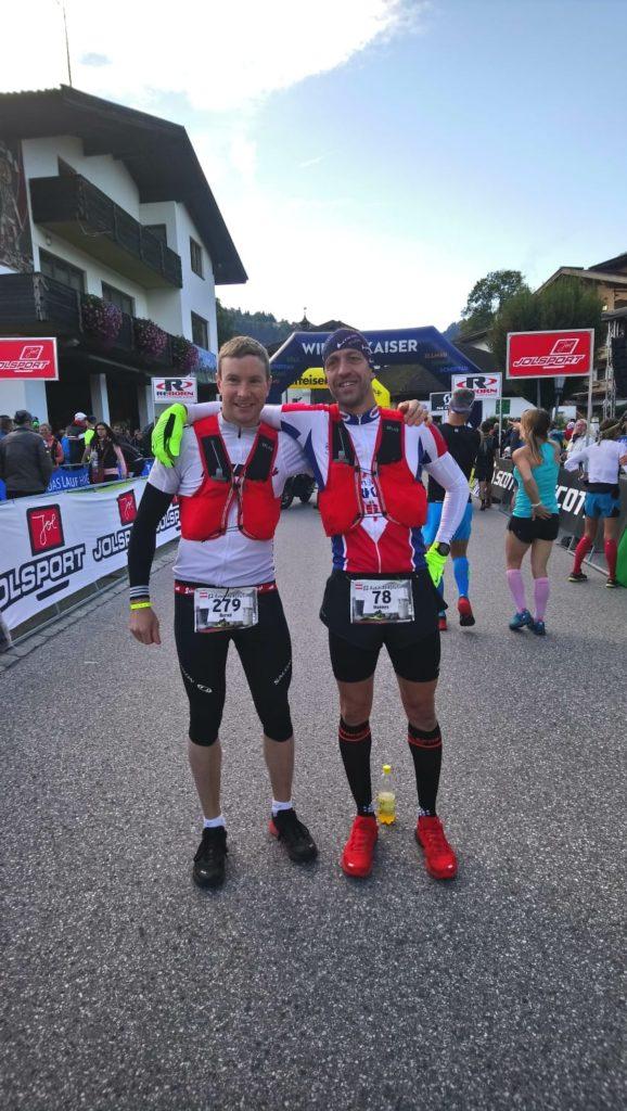 Tour de Tirol Hannes Farnleitner Bernd Pöllabauer