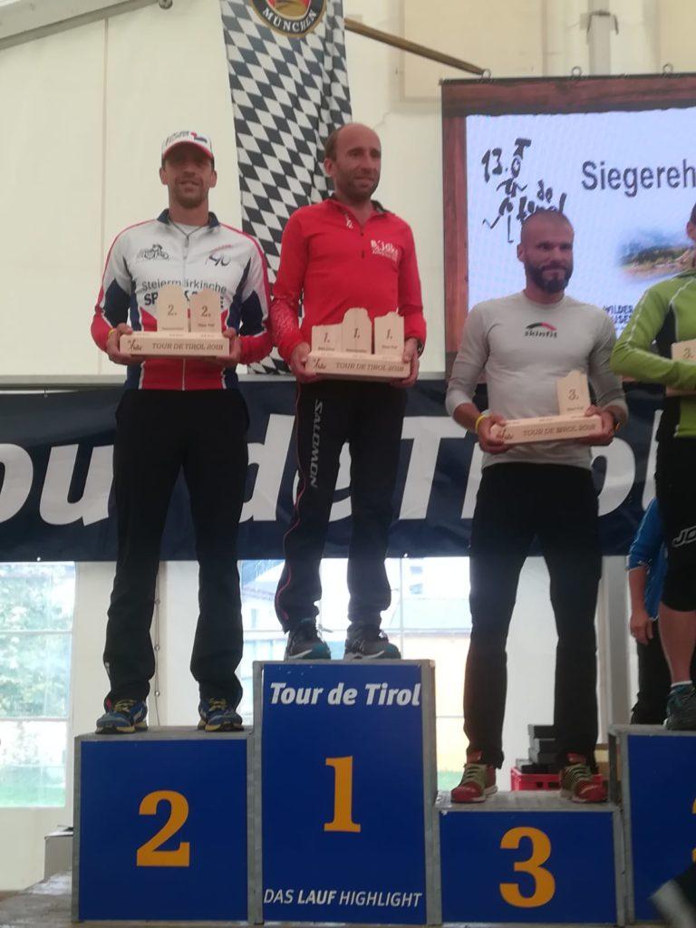 Tour de Tirol Hannes Farnleitner