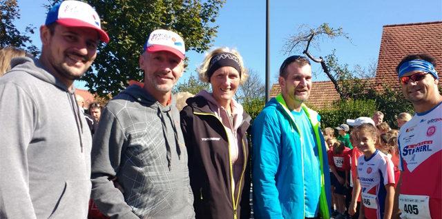 Buschenschank-Halbmarathon Loipersdorf 2018