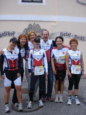 Laufen -rtr-weiz-Gottfried-Wachau Marathon 2010