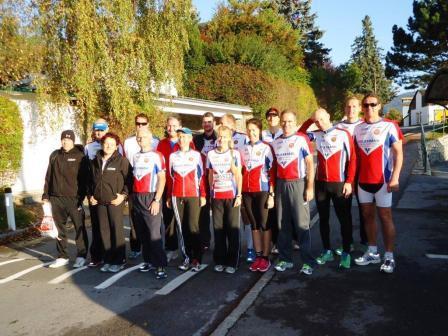 Laufen -rtr-weiz-Gruppe2012-Graz Marathon 2012