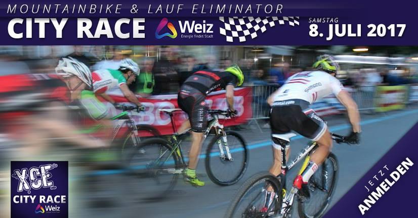 Laufen Rennrad und MTB -rtr-weiz-city-race-weiz-Ankündigung: XCE City Race Weiz MTB und Lauf Eliminator