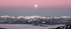 Ankündigung – Vollmond & Sonnenaufgangswanderung – Hochlantsch