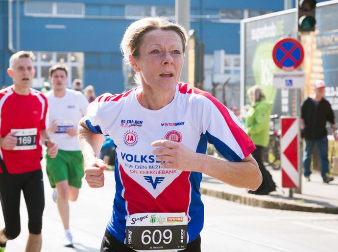 Laufen -rtr-weiz-gerda-Sorger Halbmarathon Graz 2016