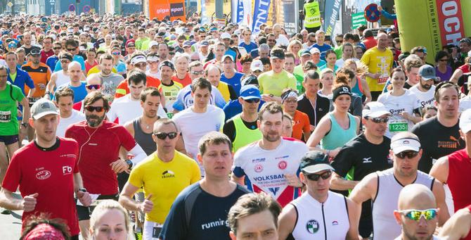 Laufen -rtr-weiz-start-Sorger Halbmarathon Graz 2016