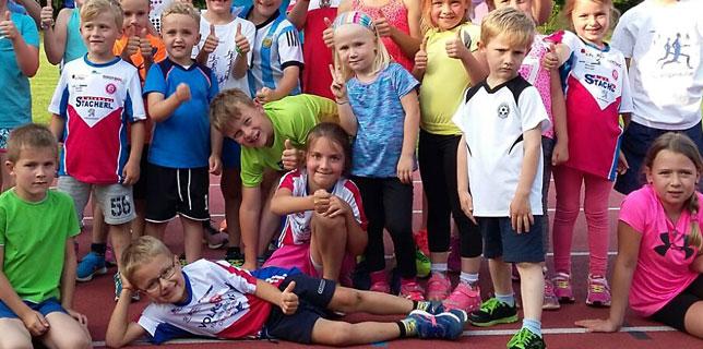Kinderlauftraining und Lauftreff in Weiz
