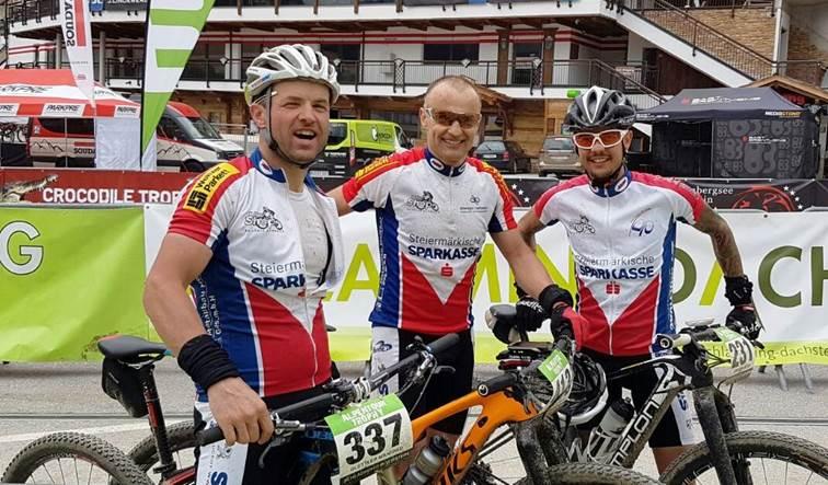 Rennrad und MTB -rtr-weiz-schladming-AlpenTour Trophy Schladming und Enduro Gradec 2016