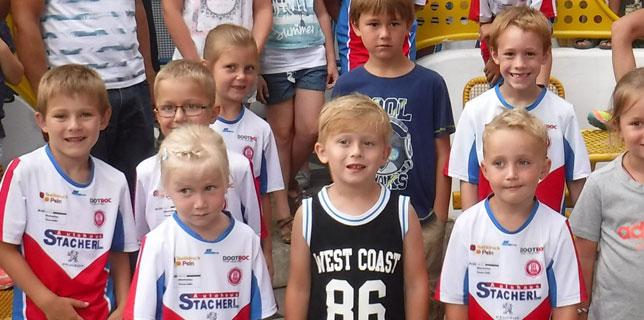 Kinder- und Jugendtraining geht in die Sommerpause