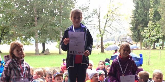 65.Waldlauf der Jugend-  am Stubenbergsee 2016