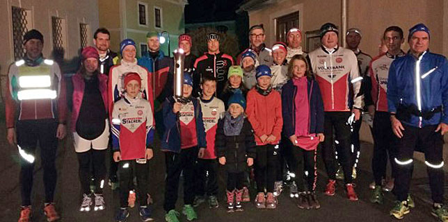 DSG Adventlauf Anger – Weiz 2016