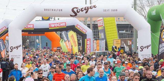 Sorger Halbmarathon Graz 2017