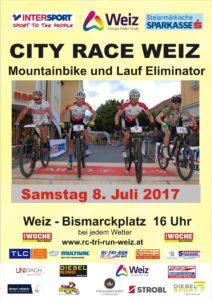 Allgemein Laufen Rennrad und MTB -rtr-weiz-Ausschreibung1-1-212x300-Ankündigung: City Race Eliminator MTB und Lauf