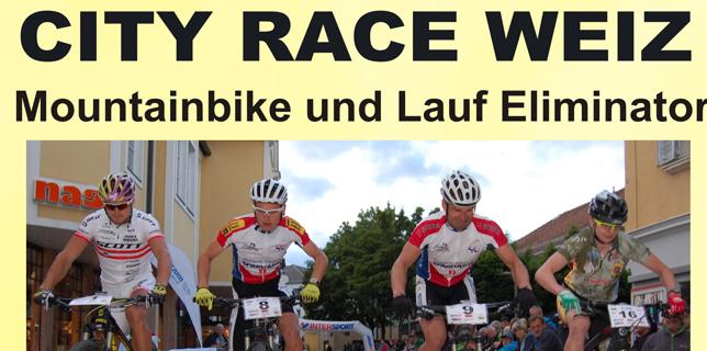 Ankündigung: City Race Eliminator MTB und Lauf