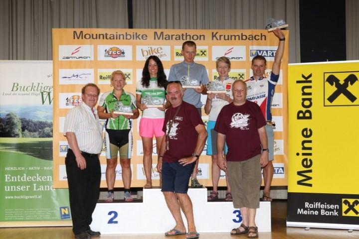 Rennrad und MTB -rtr-weiz-BTB-4-23. Bike the Bugles MTB- + Ötztaler Radmarathon 17