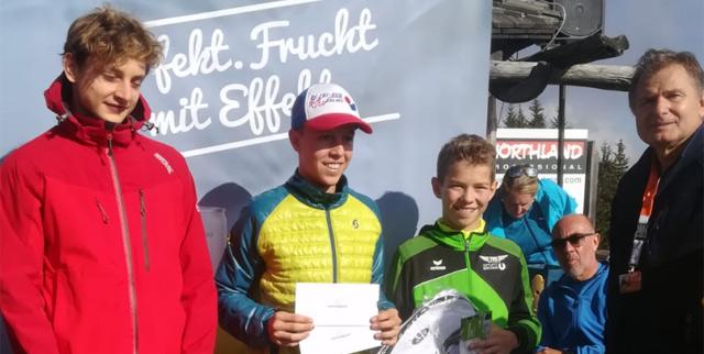 2 B Schöckl – Halterhütte Rucksack-Lauf 2018