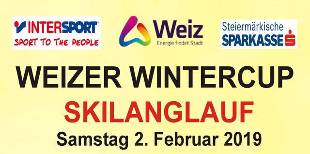Weizer Wintercup 3. Bewerb: Skilanglauf
