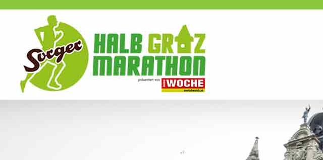Sorger Halbmarathon in Graz 2019