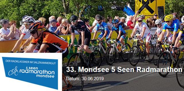 Mondsee 5 Seen Radmarathon 2019