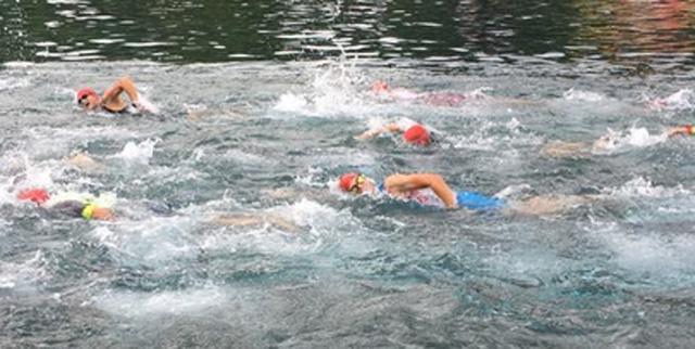 Thermentriathlon Fürstenfeld u. Kraigersee Triathlon 2019