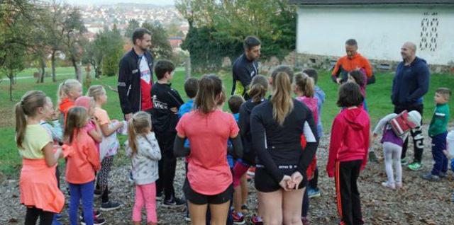Kinderlauftreff und Jugendtraining: Winterpause