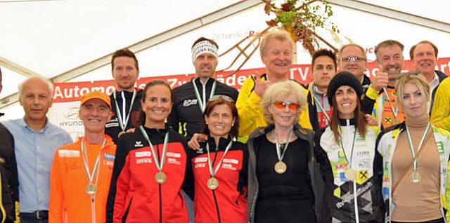 Steirische Meisterschaften in Frauental 2019