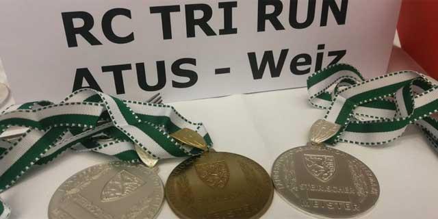 Steirischen Meister Triathlon – Ehrung 2019