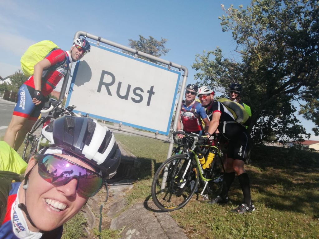Rennrad und MTB -rtr-weiz-Rust-Mariazell-Weiz-01-Radfernfahrt - Weiz - Rust - Maraizell - Weiz 2020