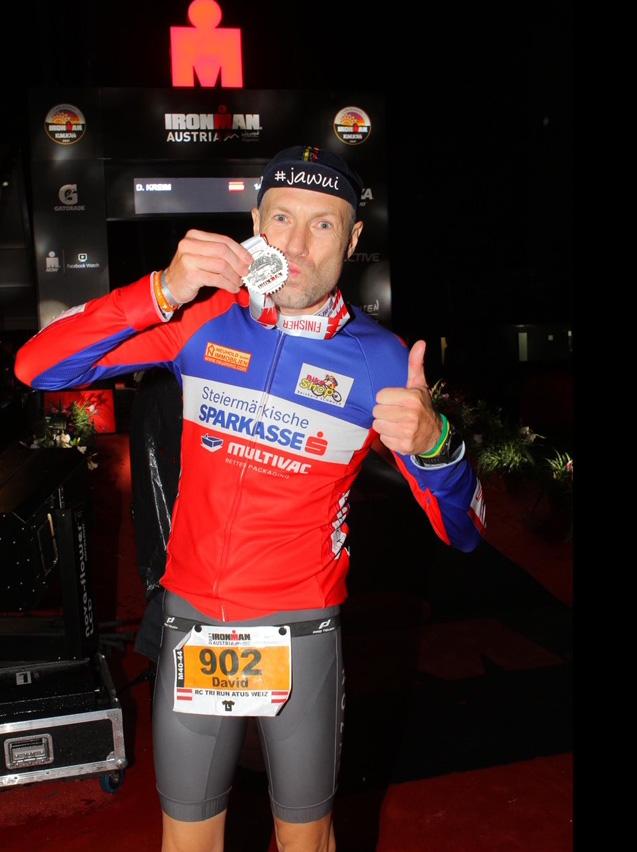 Triathlon -rtr-weiz-david-kreim-Ironman Austria in Klagenfurt 2021